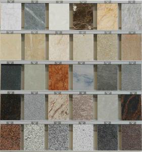 خصوصیات سنگ های ساختمانی
